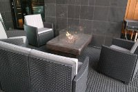 Fire Table Daytime