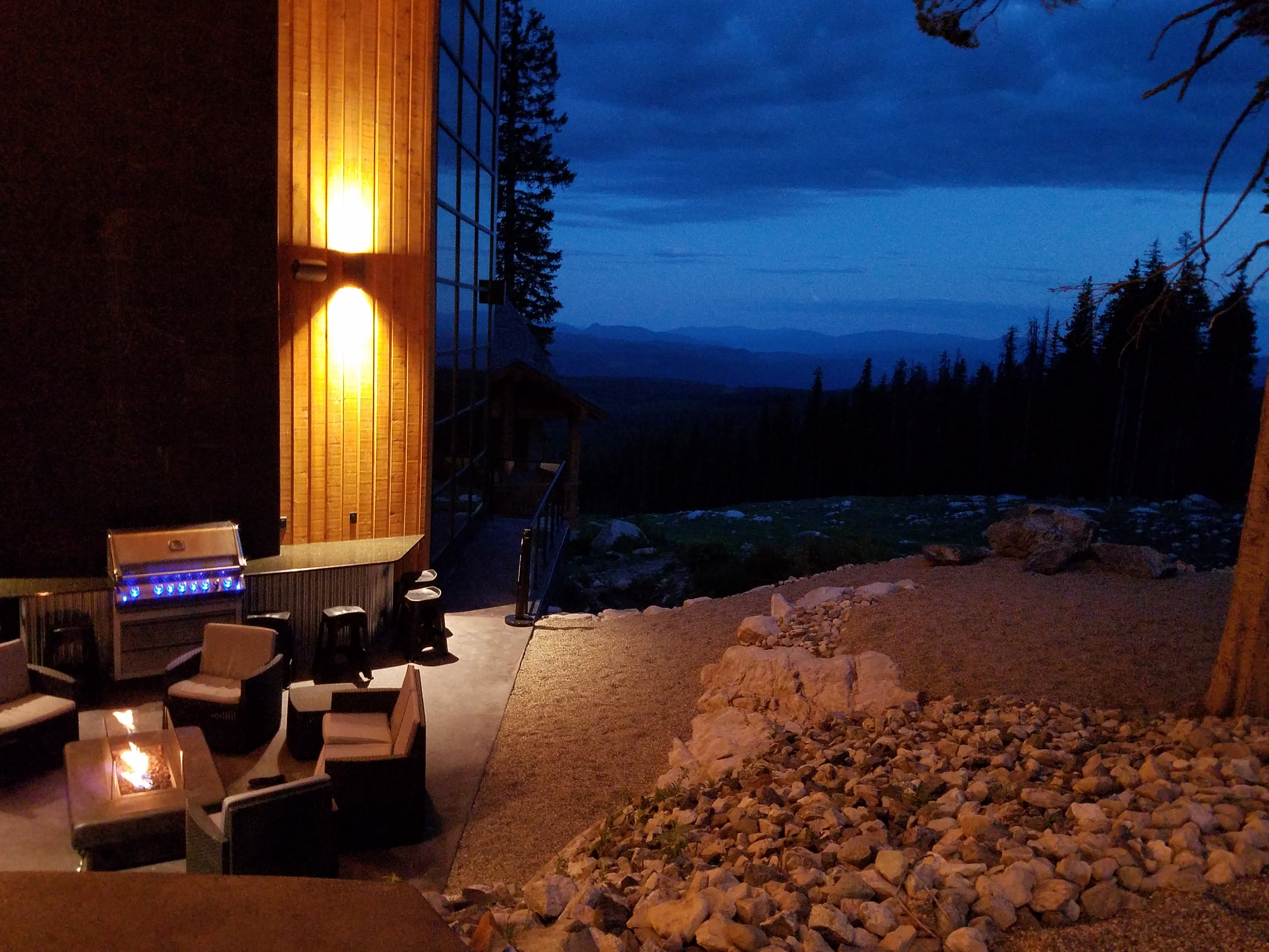 Summers at Crescendo at Big White - A great time and a great place to host a Bachelorette Party.
