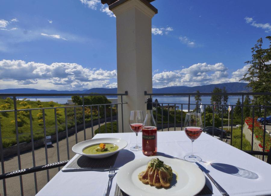Tourism Kelowna - Cedar Creek Dining