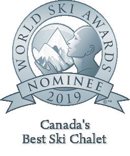 World Ski Award Badge