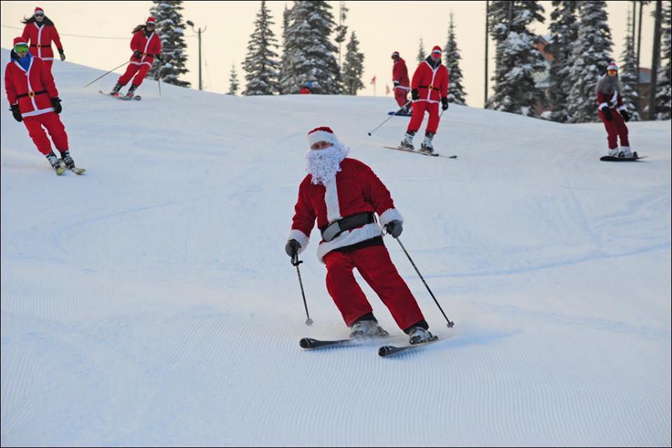 Santa 2 - Crescendo at Big White
